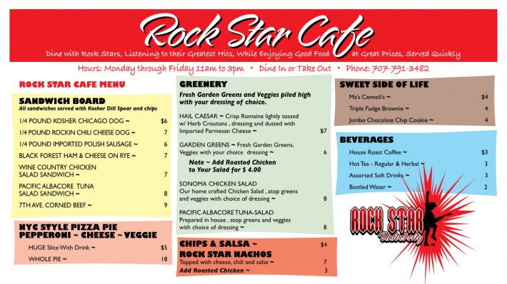 Click to view large menu (PDF).