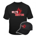Rock Star University House of Rock Shirt and Hat