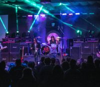 Stephen Pearcy of RATT ROCKED Santa Rosa with show at Rock Star University House of Rock