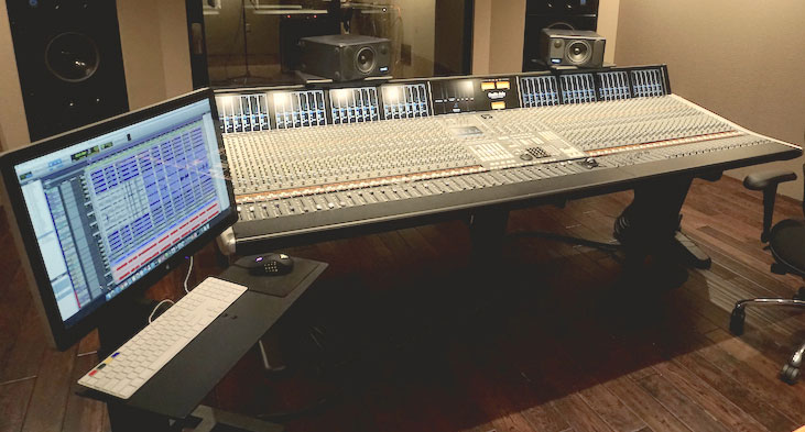 RSU Recording Studios and Filmworks