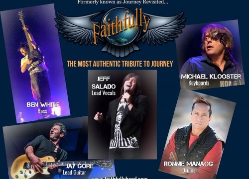 FAITHFULLY - Reliving the Glory Days of Journey