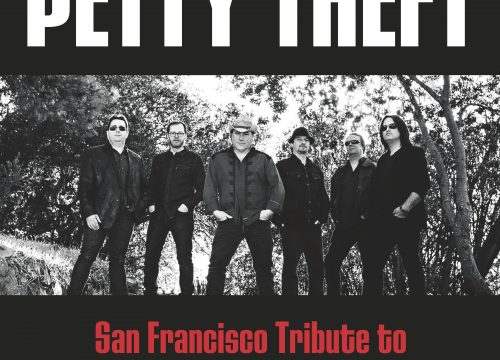 PETTY THEFT - San Francisco Tribute to Tom Petty and The Hearbreakers