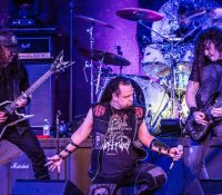 Vicious Rumors return to where it all started back in 1979… Santa Rosa, as they performed at House of Rock