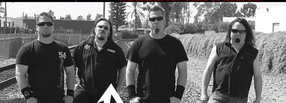 Damage Inc, Southern California's Tribute to Metallica Benefit Concert to assist Oaks of Hebron